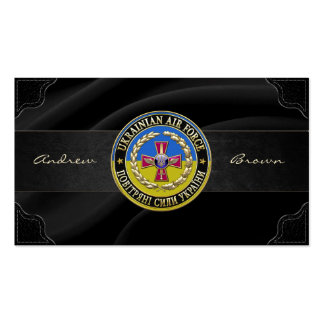 [154] Ukrainian Air Force [Special Edition] Business Card