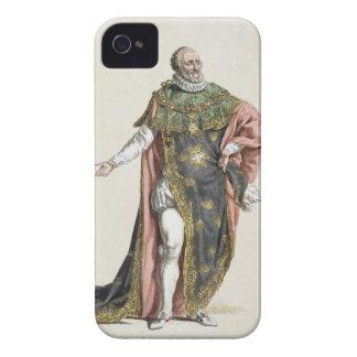 1553-1610) reyes de Enrique IV (de Francia, de iPhone 4 Case-Mate Protectores