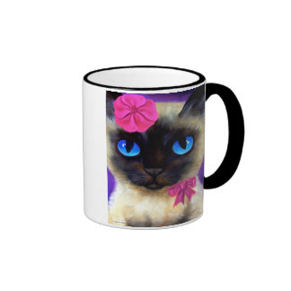 155 CHARMING 11X14 RINGER COFFEE MUG