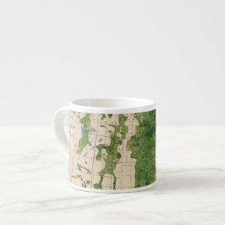 155 Corn/acre 6 Oz Ceramic Espresso Cup