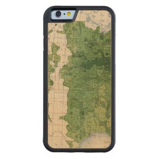 155 Corn/acre Carved Maple iPhone 6 Bumper Case