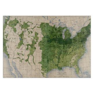 155 Corn/acre Cutting Board
