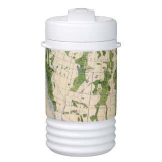 155 Corn/acre Igloo Beverage Dispenser