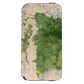 155 Corn/acre iPhone 6/6s Wallet Case