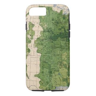 155 Corn/acre iPhone 8/7 Case