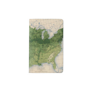 155 Corn/acre Pocket Moleskine Notebook Cover With Notebook