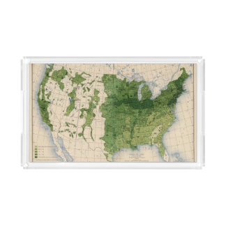155 Corn/acre Rectangle Serving Trays