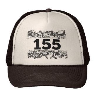 155 MESH HAT