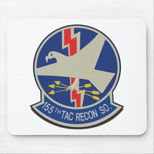 155o Escuadrilla renovada de TAC Alfombrilla De Raton