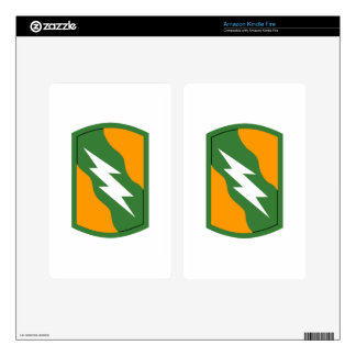 155th Armor Brigade Decal For Kindle Fire