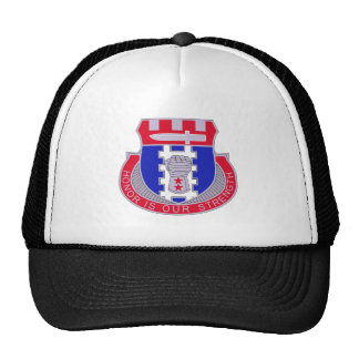 155th Armored BCT Unit Crest Hats