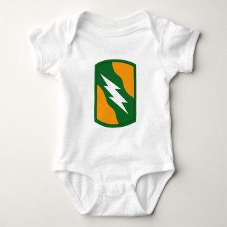 155th Armored Brigade Baby Bodysuit
