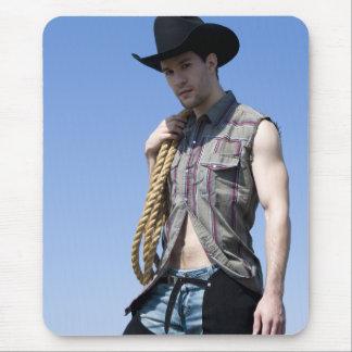 15608-RA Cowboy Mouse Pad