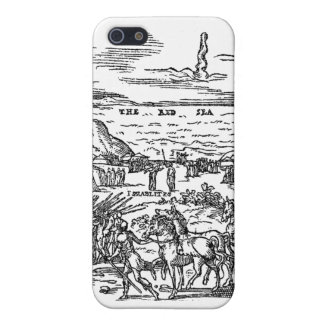1560 Geneva Bible Red Sea Case For iPhone SE/5/5s