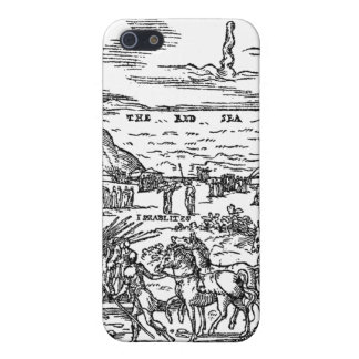 1560 Geneva Bible Red Sea Cover For iPhone SE/5/5s