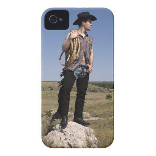 15614-RA Cowboy Case-Mate iPhone 4 Case