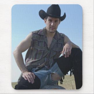 15631-RA Cowboy Mouse Pad