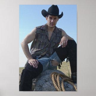 15631-RA Cowboy Poster