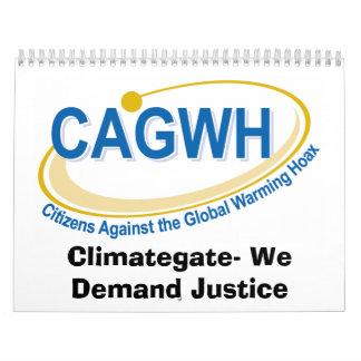 156507_logo_final, Climategate- exigimos la Calendario De Pared