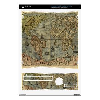1565 Ferando Berteli (Fernando Bertelli) World Map Xbox 360 S Console Skins