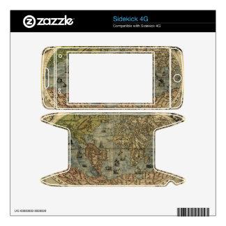 1565 Ferando Berteli (Fernando Bertelli) World Map Skins For The Sidekick 4G