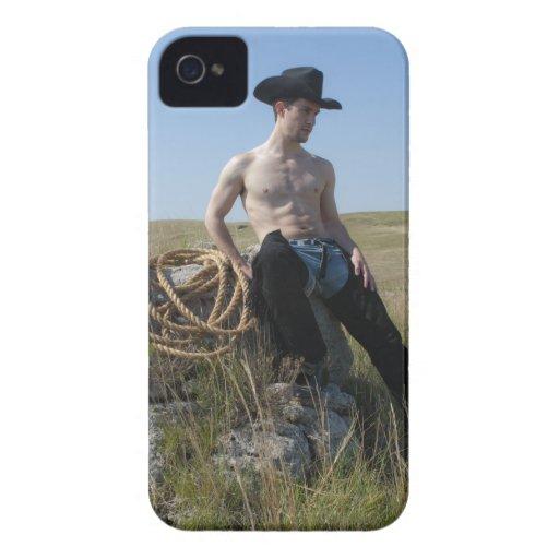 15693-RA Cowboy Case-Mate iPhone 4 Case