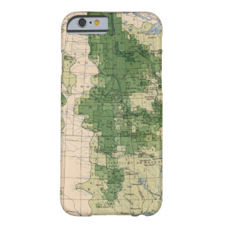 156 Wheat/sq mile Barely There iPhone 6 Case