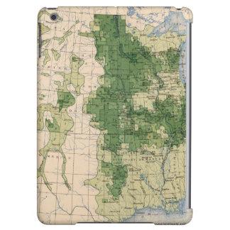 156 Wheat/sq mile Case For iPad Air