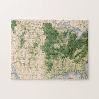 156 Wheat/sq mile Puzzle