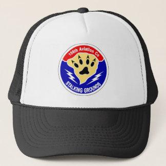 156th Aviation Company - Radio Research 1 Trucker Hat