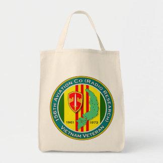 156th Avn Co RR 1 - ASA Vietnam Tote Bag