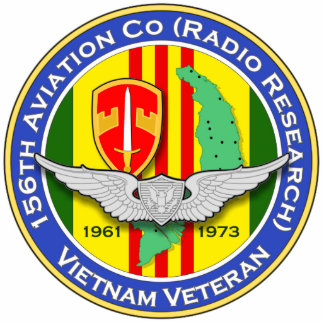 156th Avn Co RR 2b - ASA Vietnam Statuette