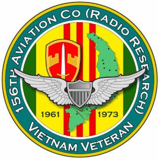 156th Avn Co RR 3 - ASA Vietnam Statuette
