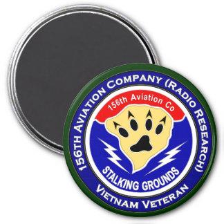 156th Avn Co - Stalking Grounds 2 Magnet