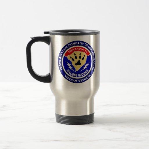 156th Avn Co - Stalking Grounds 2 Travel Mug