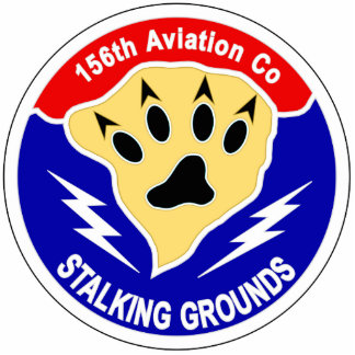 156th Avn Co - Stalking Grounds Cutout