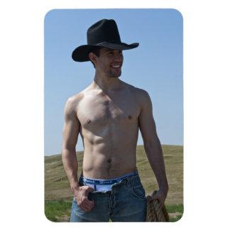 15746-RA Cowboy Magnet