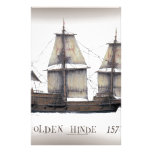 1578 Golden Hinde Stationery