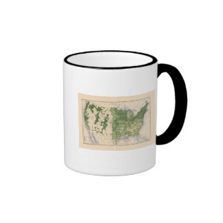 157 trigo/acre tazas de café