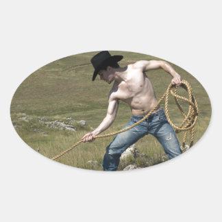15807-RA Cowboy Stickers
