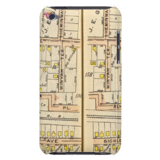158159 New Rochelle Case-Mate iPod Touch Cárcasas