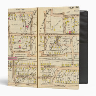 158159 New Rochelle Vinyl Binders