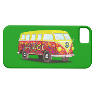 158463 CAUSES PEACEABLE SURF SUMMER car bus mobile iPhone 5 Cover