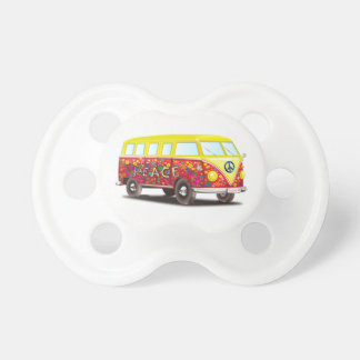 158463 CAUSES PEACEABLE SURF SUMMER car bus mobile Baby Pacifier