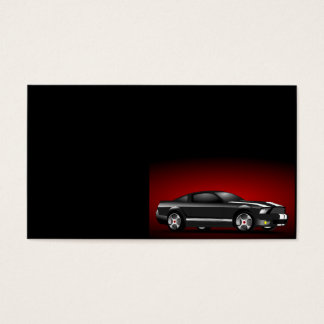 158479 FAST CARS CAR-RACING HOT STYLE AUTOMOBILE G BUSINESS CARD