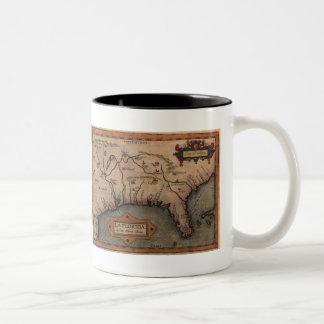 1584 La Florida Map Mug