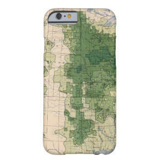 158 Oats/sq mile Barely There iPhone 6 Case