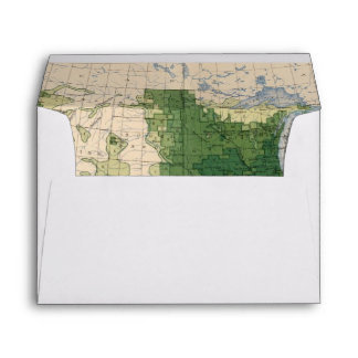 158 Oats/sq mile Envelopes