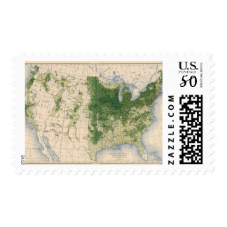 158 Oats/sq mile Postage