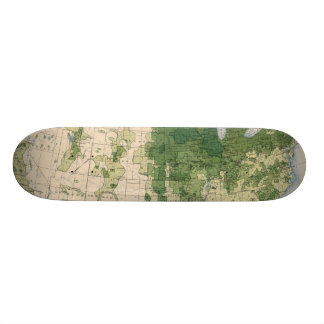 158 Oats/sq mile Skateboard